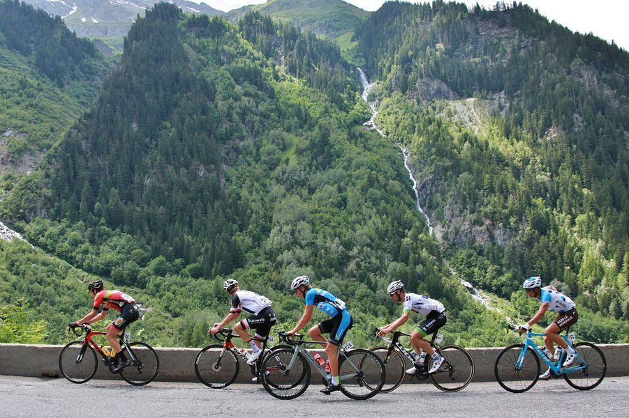 Starting in Chambéry - The Cycloclimbing Challenges