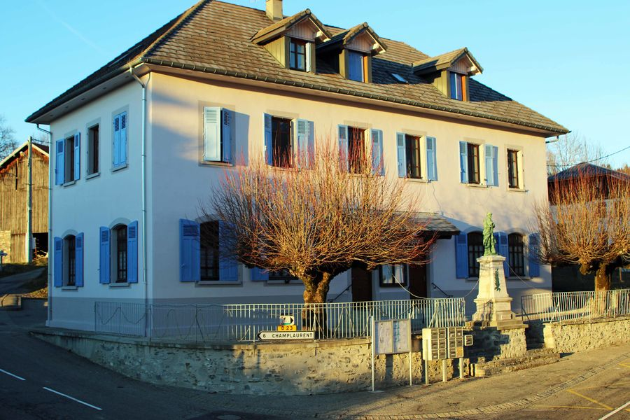 Mairie de la Table